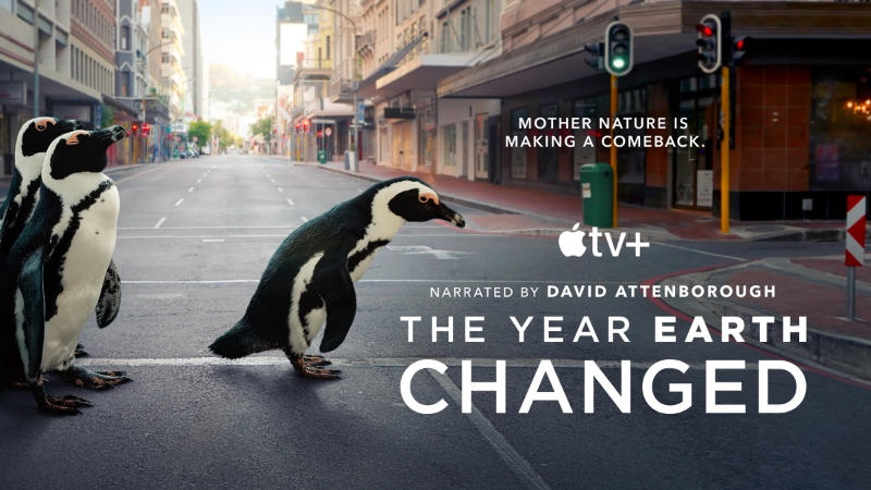 Apple TV+ Kondigt 'The Year Earth Changed' Aan