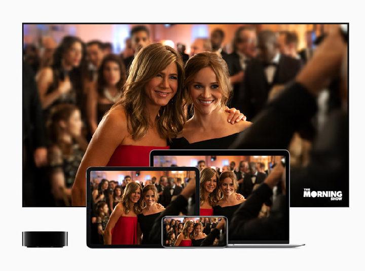 Apple TV+ Is Nu Beschikbaar