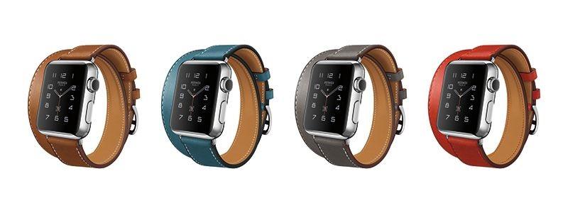 De Apple Watch Hermès-collectie