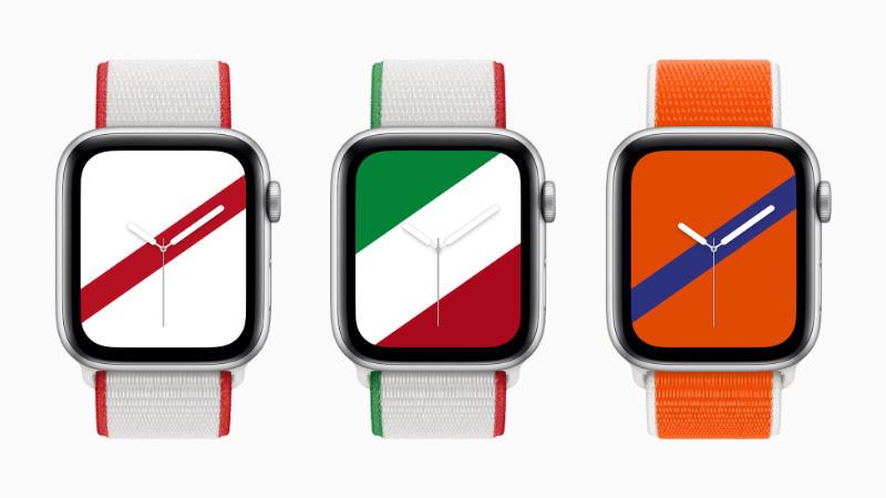 Internationale Collectie Bandjes En Wijzerplaten Voor Apple Watch