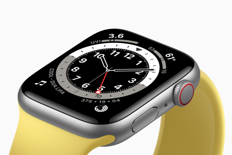 Apple Introduceert De Apple Watch SE