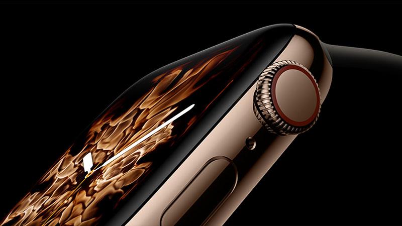 Apple Introduceert De Apple Watch Series 4