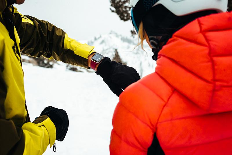 Apple Watch Houdt Nu Ook Ski- En Snowboardactiviteiten Bij