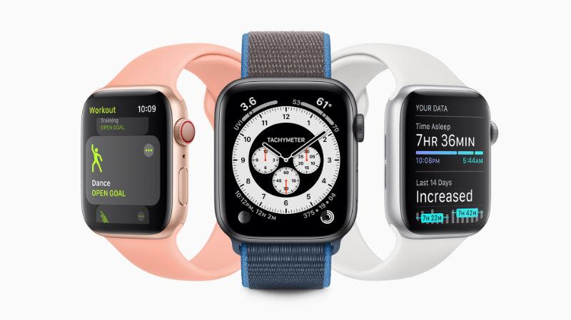 Apple Geeft Een Voorproefje Van WatchOS 7