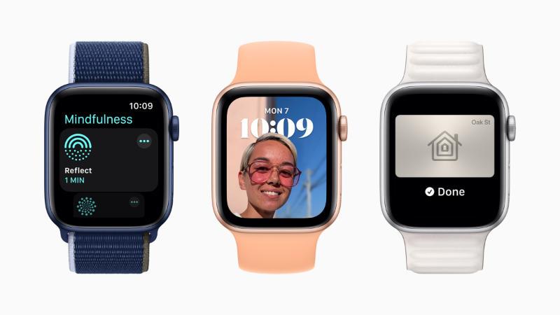 Apple Introduceert WatchOS 8