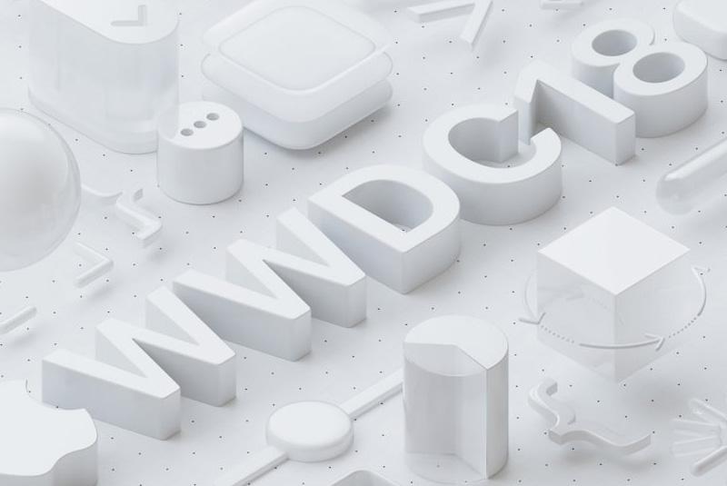 WWDC2018 Van 4 Tot En Met 8 Juni