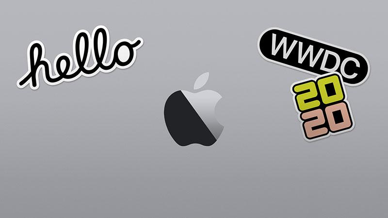 WWDC 2020 Krijgt Een Volledig Vernieuwde Online Opzet