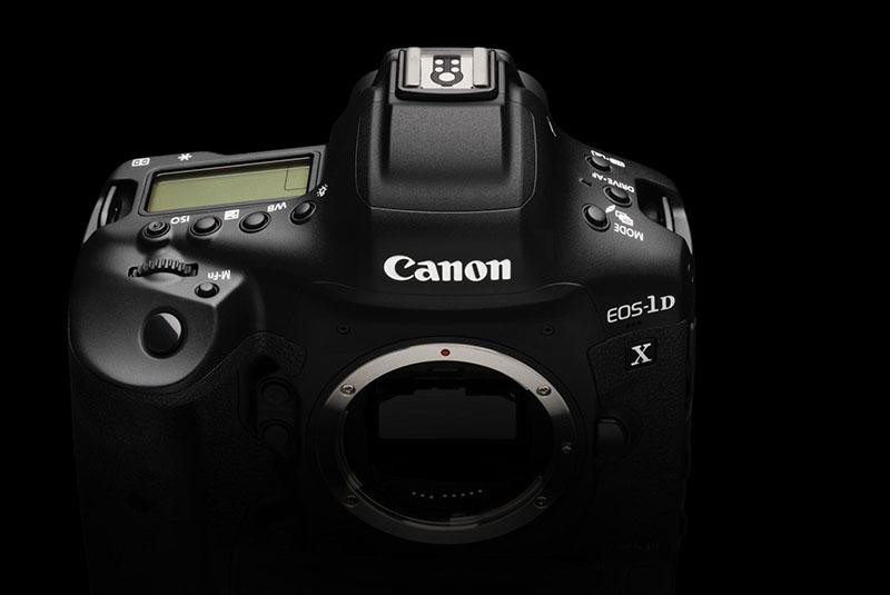 Canon Introduceert De EOS-1D X Mark III