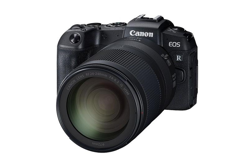 Canon Introduceert De Compacte Full Frame EOS RP