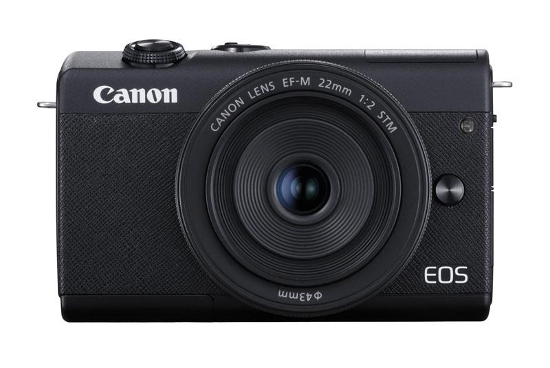 Canon Lanceert De EOS M200