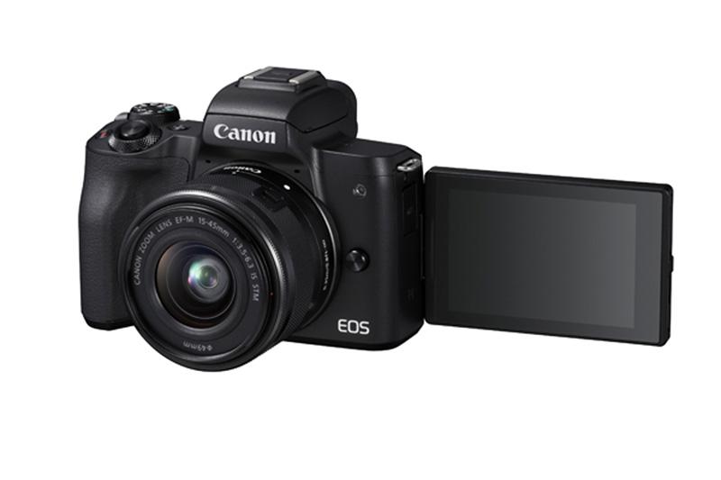 Canon Introduceert De EOS M50