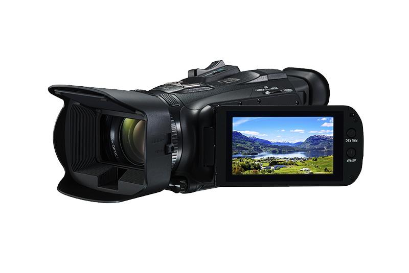 Canon Introduceert Een Nieuwe Full HD-videocamera