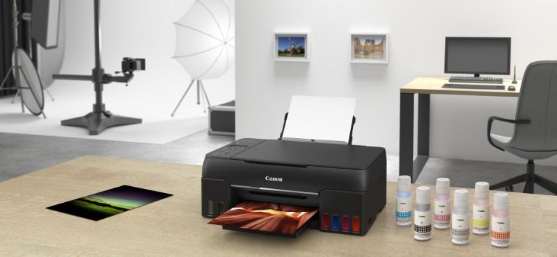Canon Lanceert Nieuwe Generatie MegaTank-printers