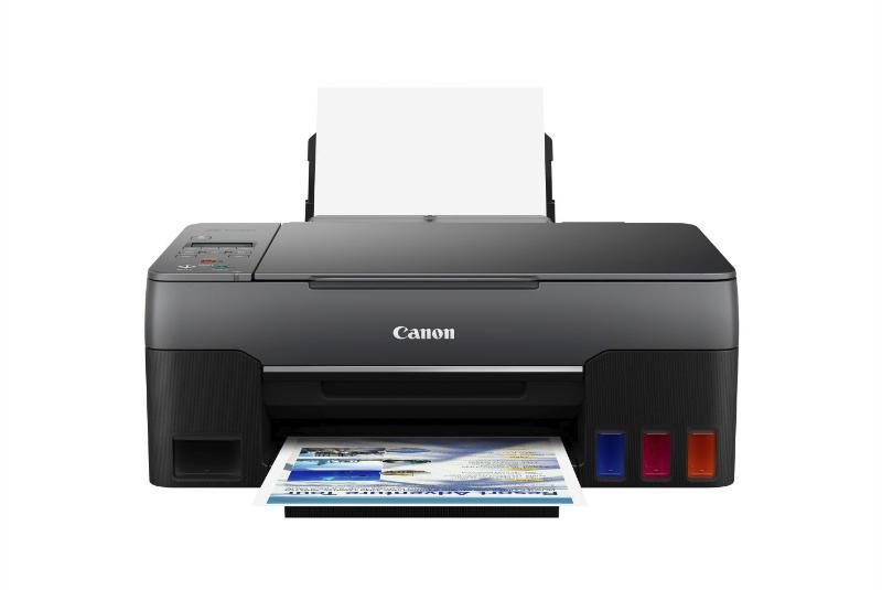 Canon Breidt PIXMA G-serie MegaTank-printerlijn Uit
