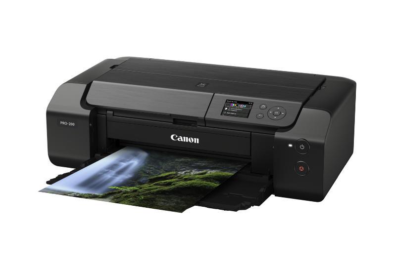 Canon Introduceert De PIXMA PRO-200