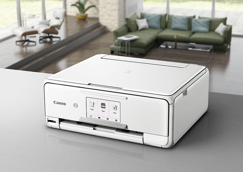 Canon Introduceert Nieuwe 3-in-1 Printerserie