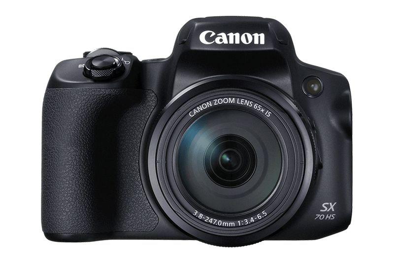 Canon Introduceert De PowerShot SX70 HS