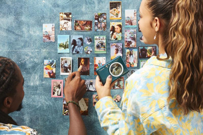 De Canon Zoemini S2 Instant Cameraprinter