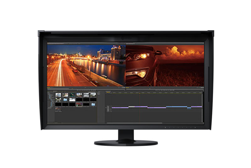 Eizo Introduceert De ColorEdge CG319X