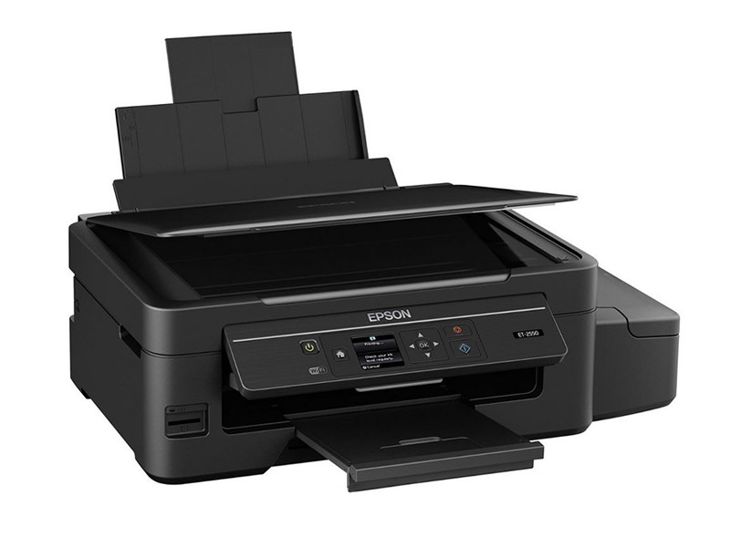 Review: Epson EcoTank ET-2550 Printer