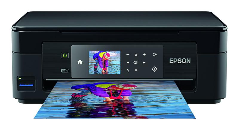 Epson Introduceert De Expression Home XP-452