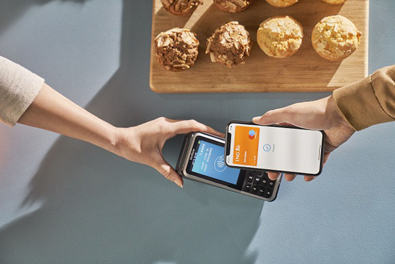 Apple Pay Beschikbaar Voor ING-klanten