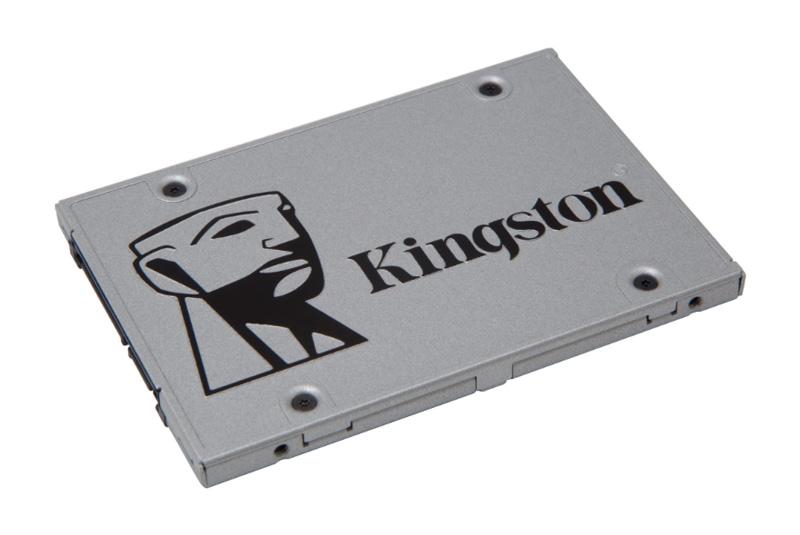 Kingston Digital Introduceert Nieuwe UV500 SSD Familie