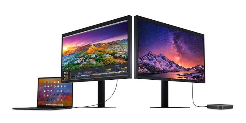 LG Introduceert Nieuwe Ultrafine 5K Display