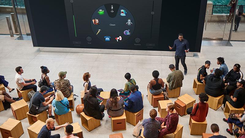 Apple Kondigt Nieuwe Today At Apple-sessies Aan