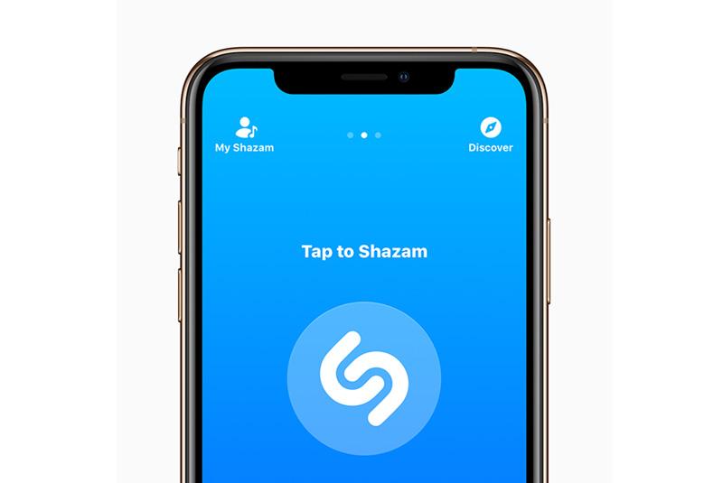 Apple Neemt Shazam Over